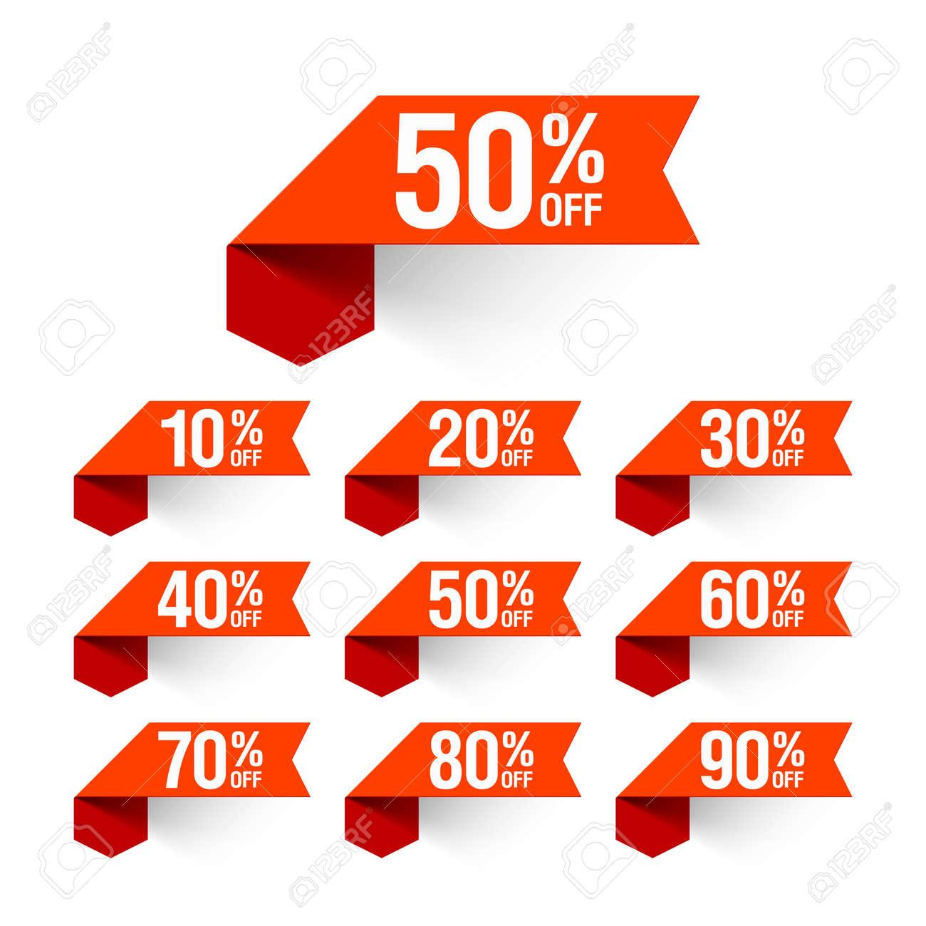 Sale, discount labels - 33305568