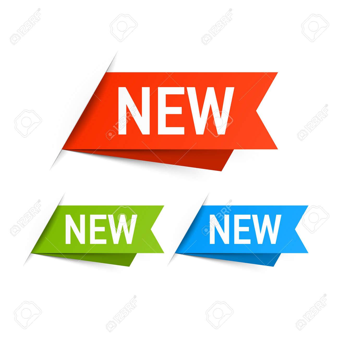New labels - 41986134