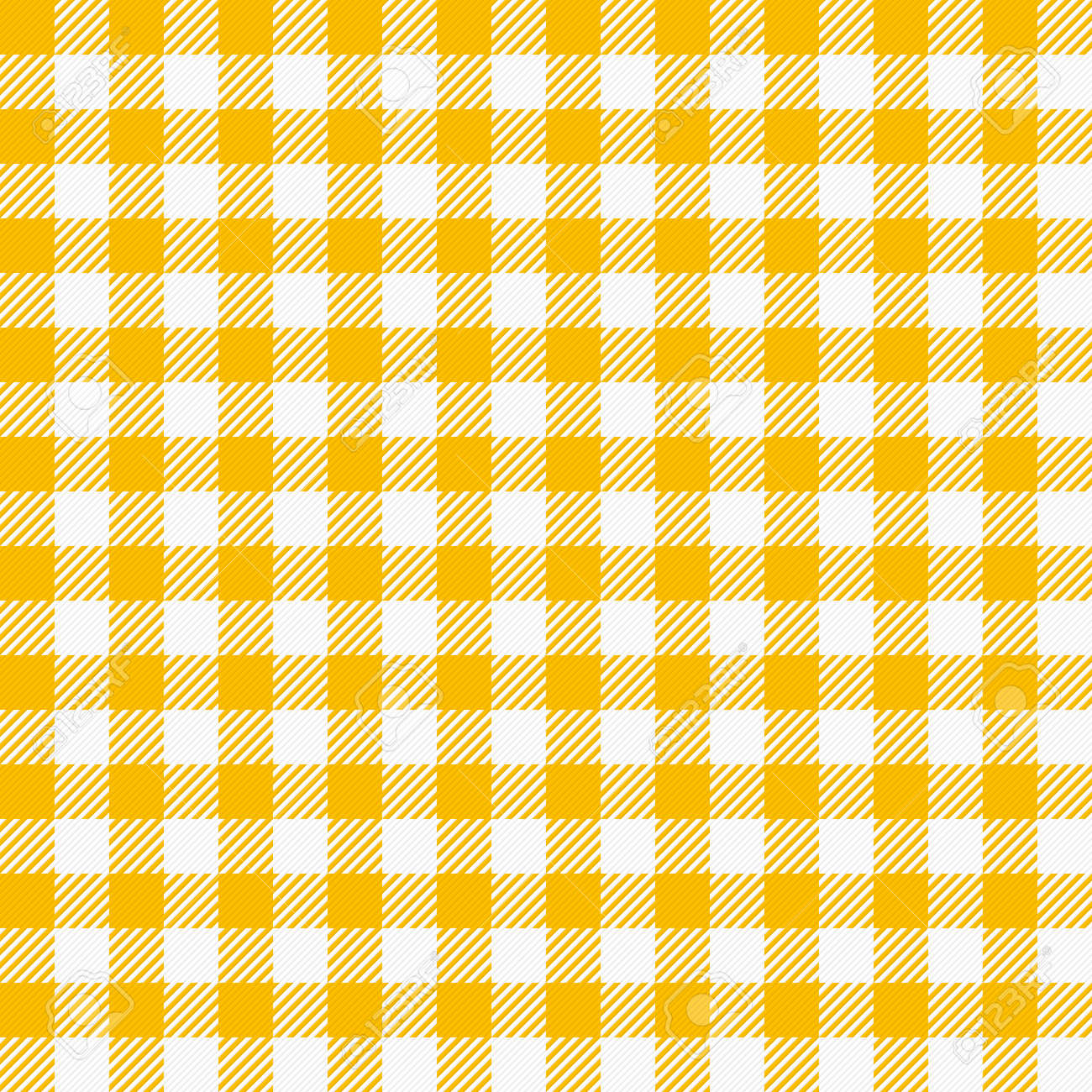 Merveilleux Seamless Checkered Tablecloth. Traditional Gingham Pattern, Checkered  Fabric, Tablecloth Texture Stock Vector