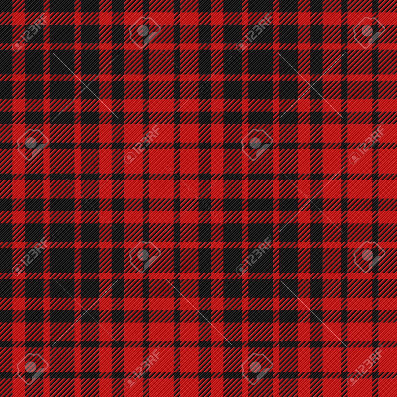 Flannel pattern seamless illustration - 59794920