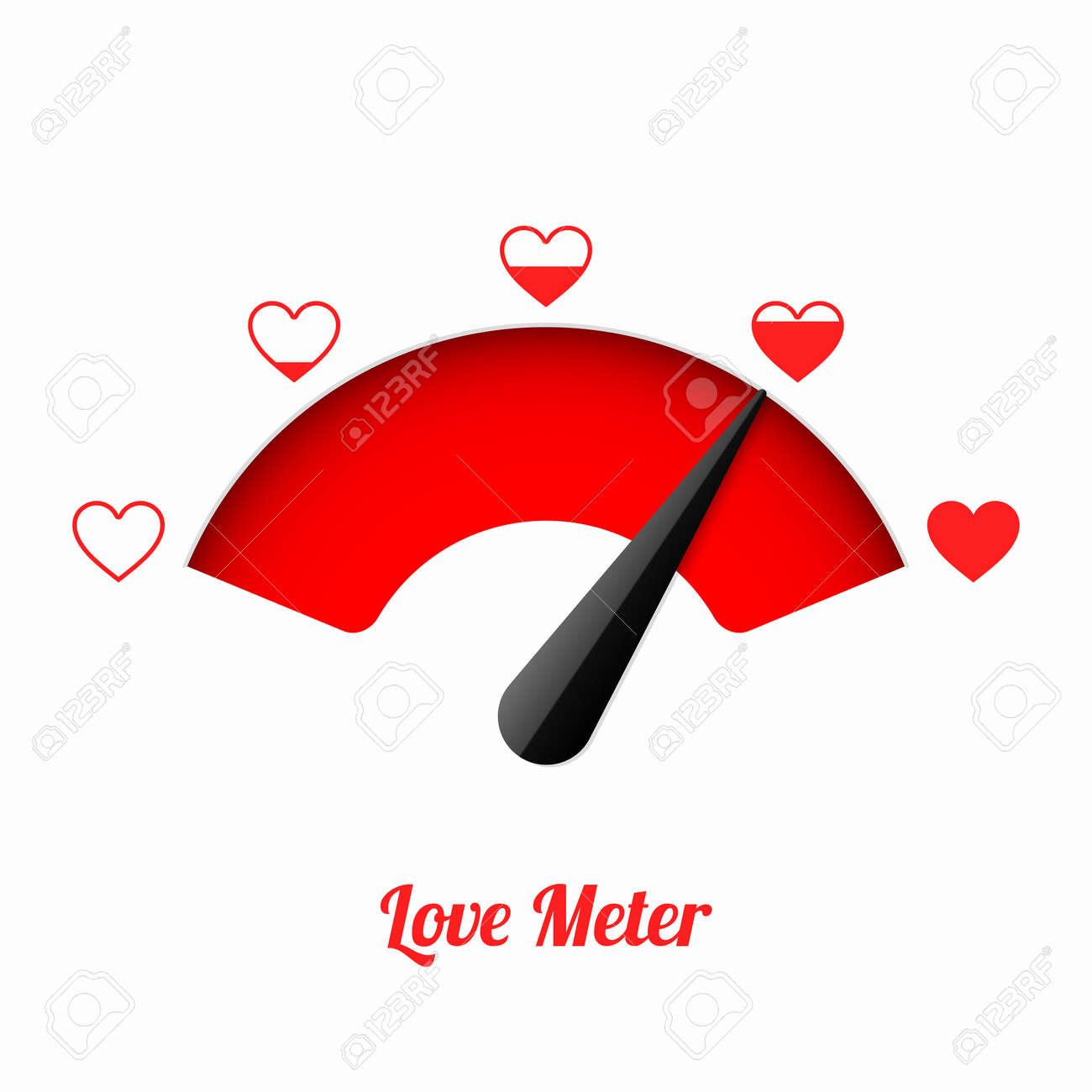 Love meter - 67099626