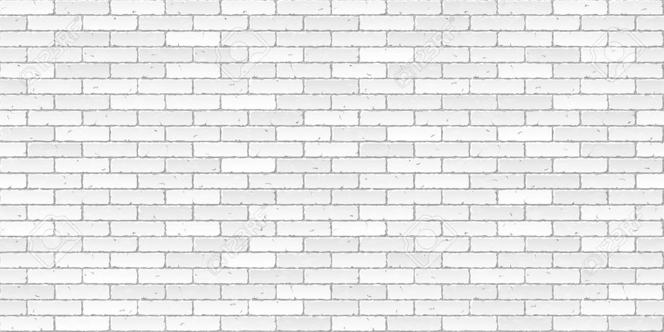 White Brick Wall Texture Seamless Illustration Royalty Free Cliparts Vectors And Stock Illustration Image 82270624