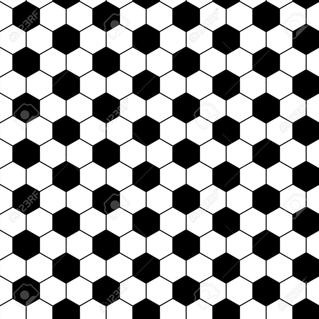 football seamless pattern Stock Vector - 29680619