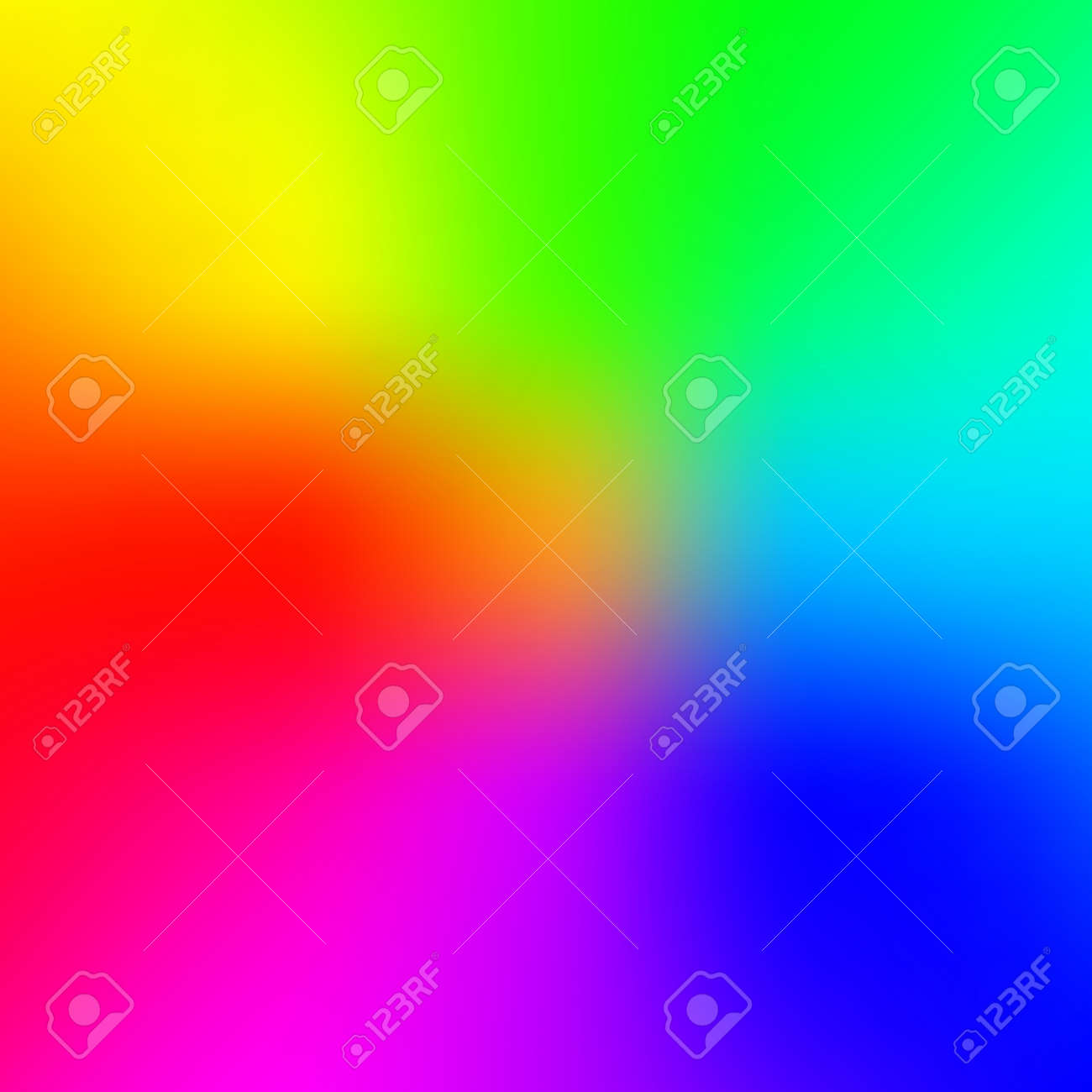 Bright rainbow mesh vector background Stock Vector - 41290396