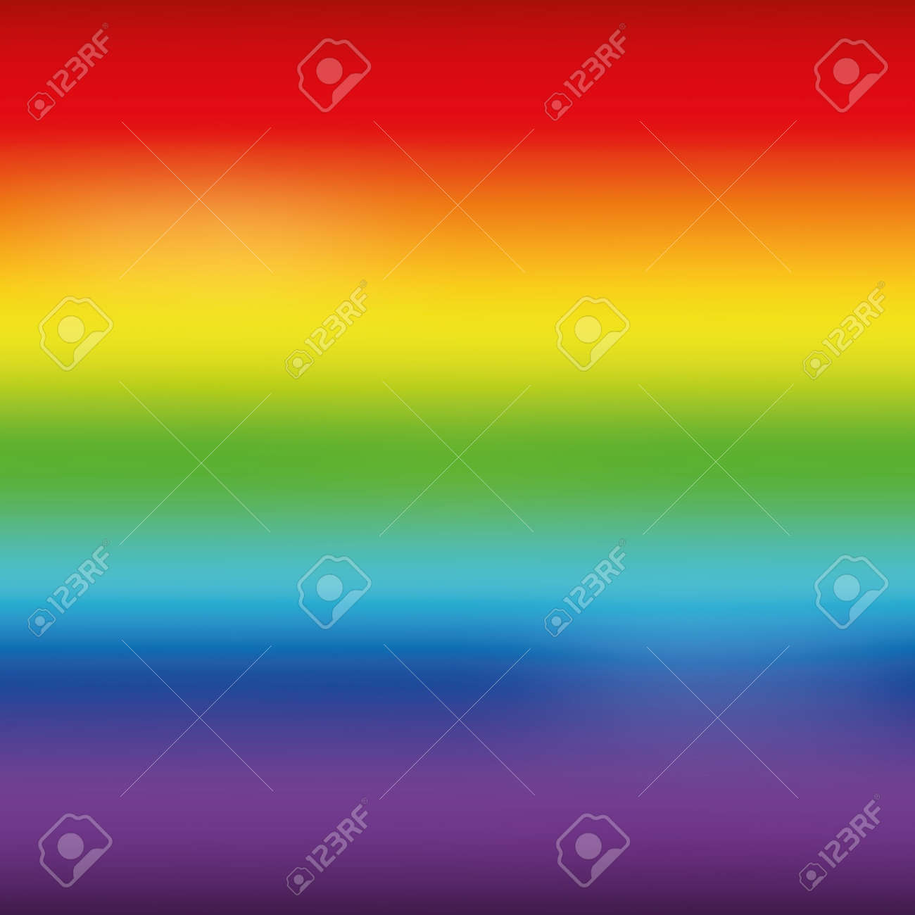 Bright rainbow mesh horizontal background. Vector illustration Stock Illustration - 88218069