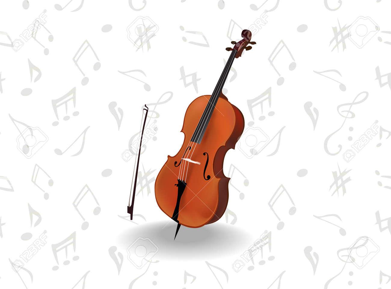 Instrumento Musical Clasico Cello