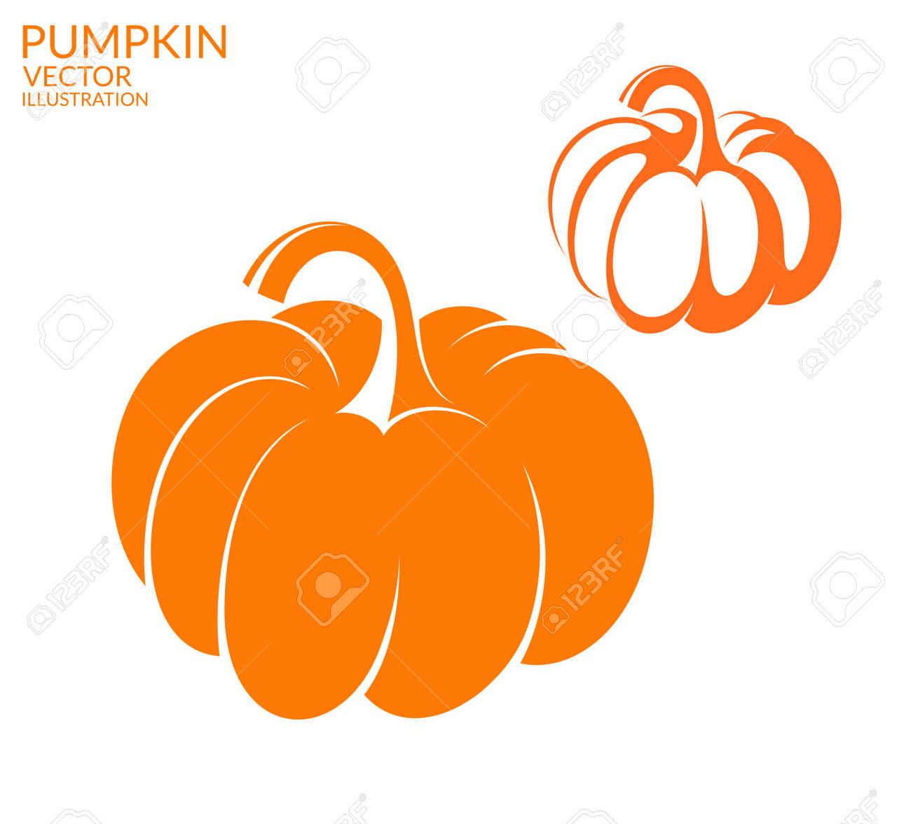 pumpkin royalty free cliparts vectors and stock illustration rh 123rf com vector pumpkin free victor pumpkin joe spencer