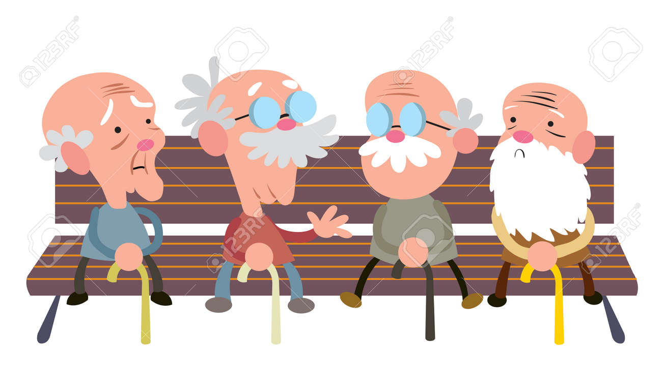 307 114 old people stock vector illustration and royalty free old rh 123rf com Clip Art Helping Old People Clip Art Helping Old People