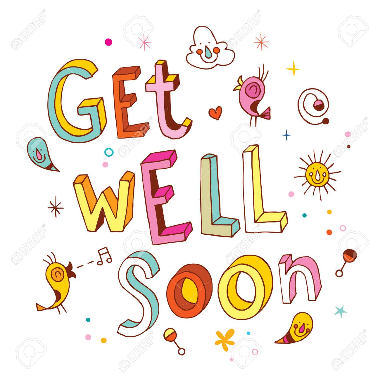 Get well soon - 55590134