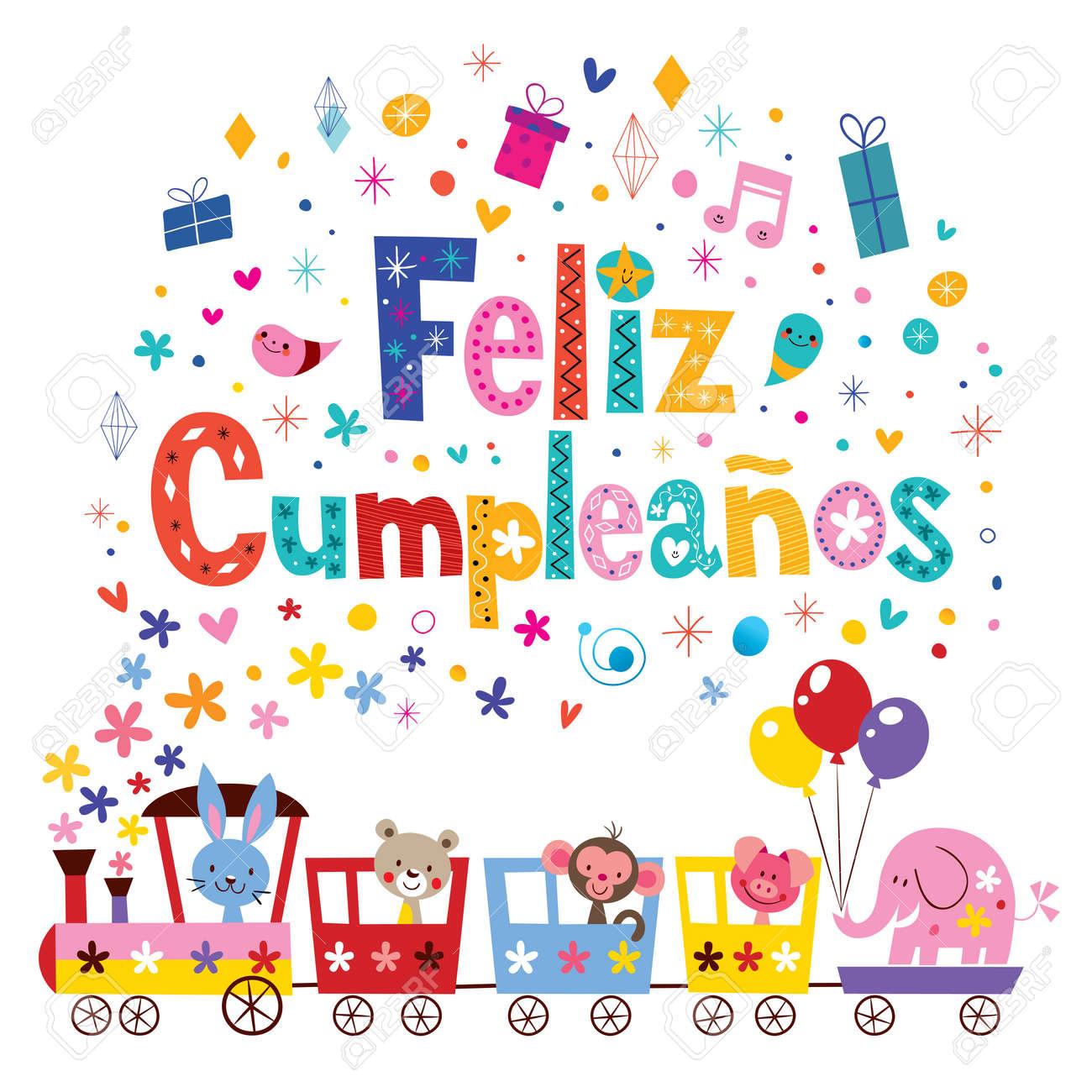 お 誕生 日 おめでとう スペイン 語