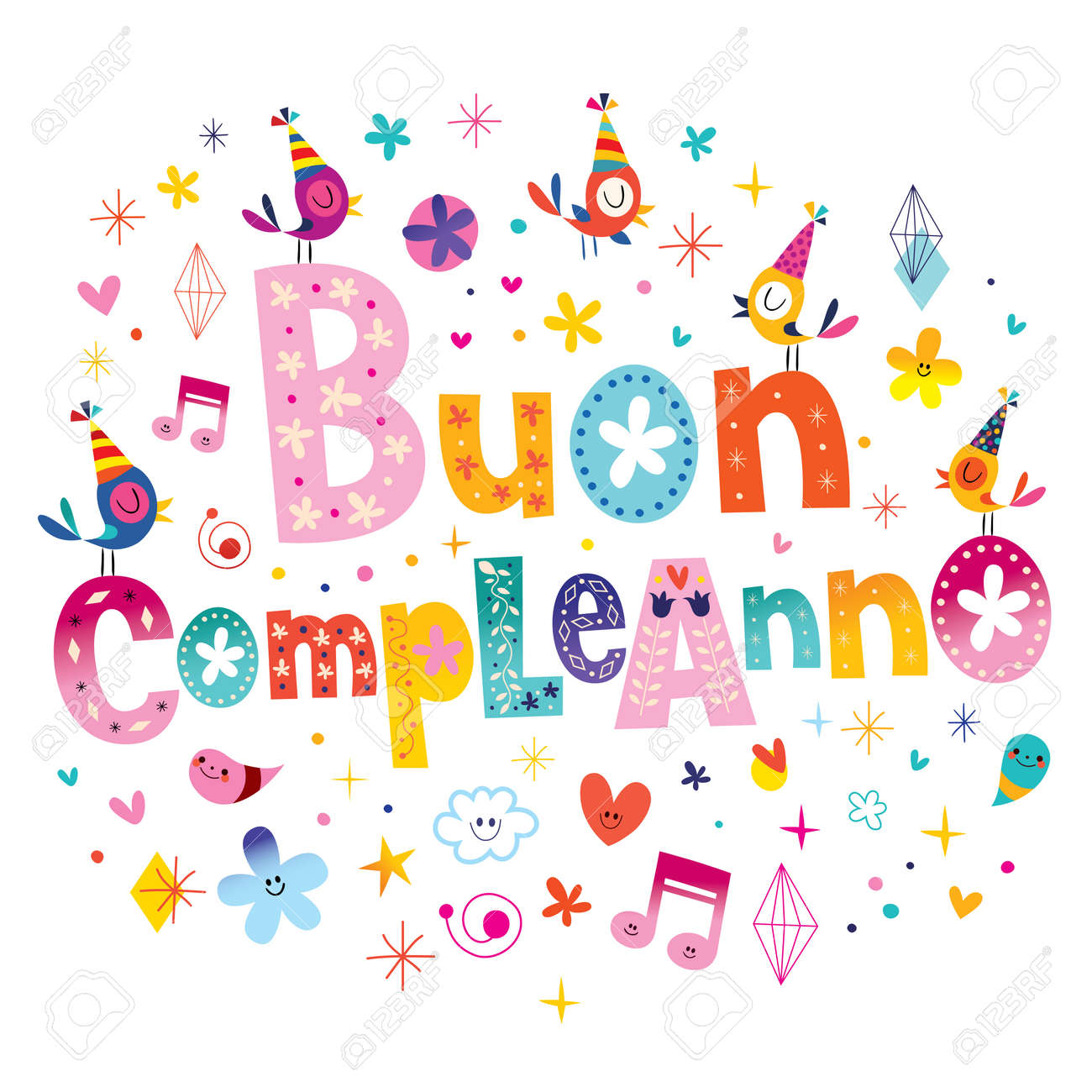 Italienisch liebe zum geburtstag Bilder Geburtstag