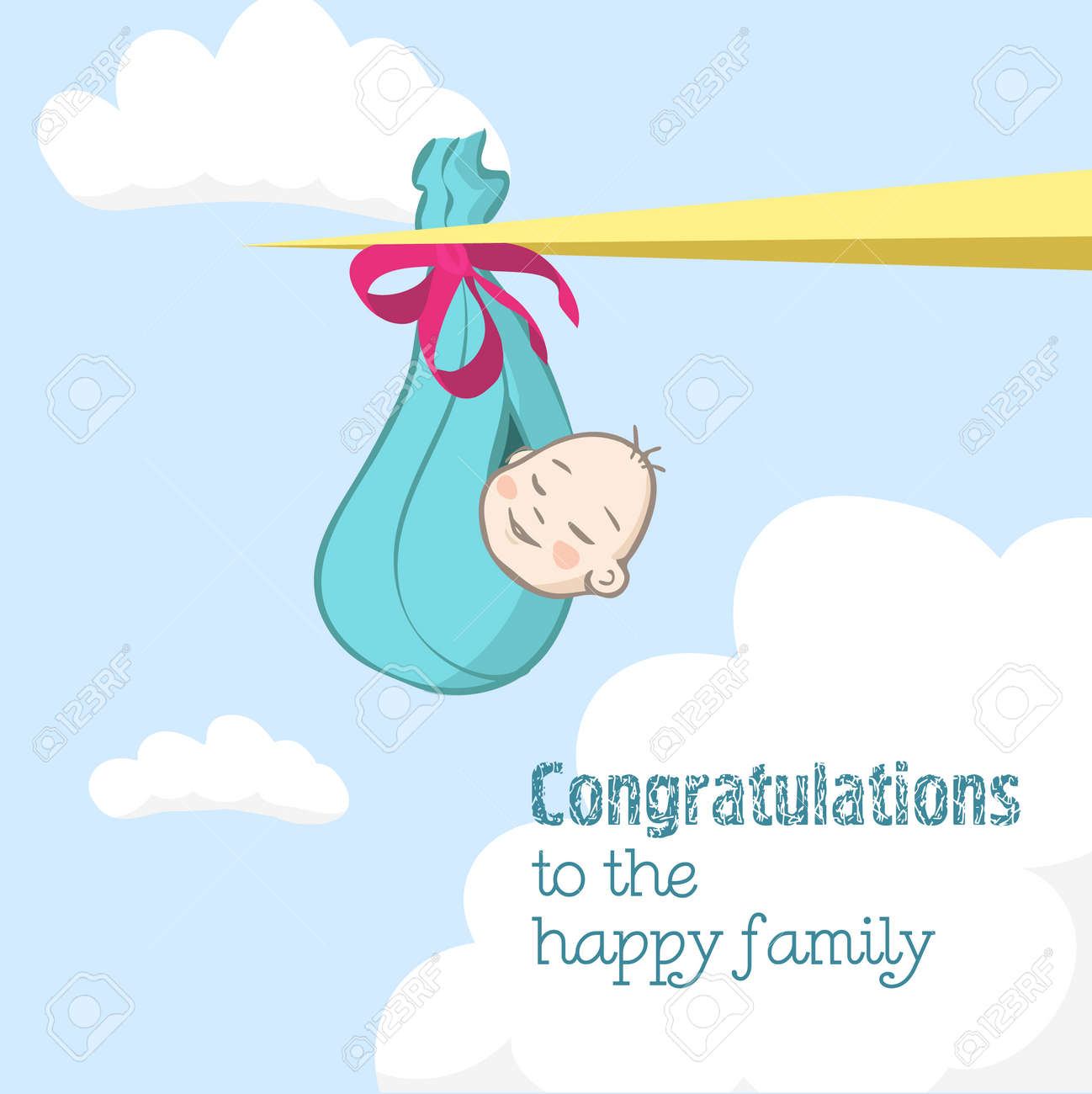 Congratulation On A Newborn Baby Ukrandiffusion
