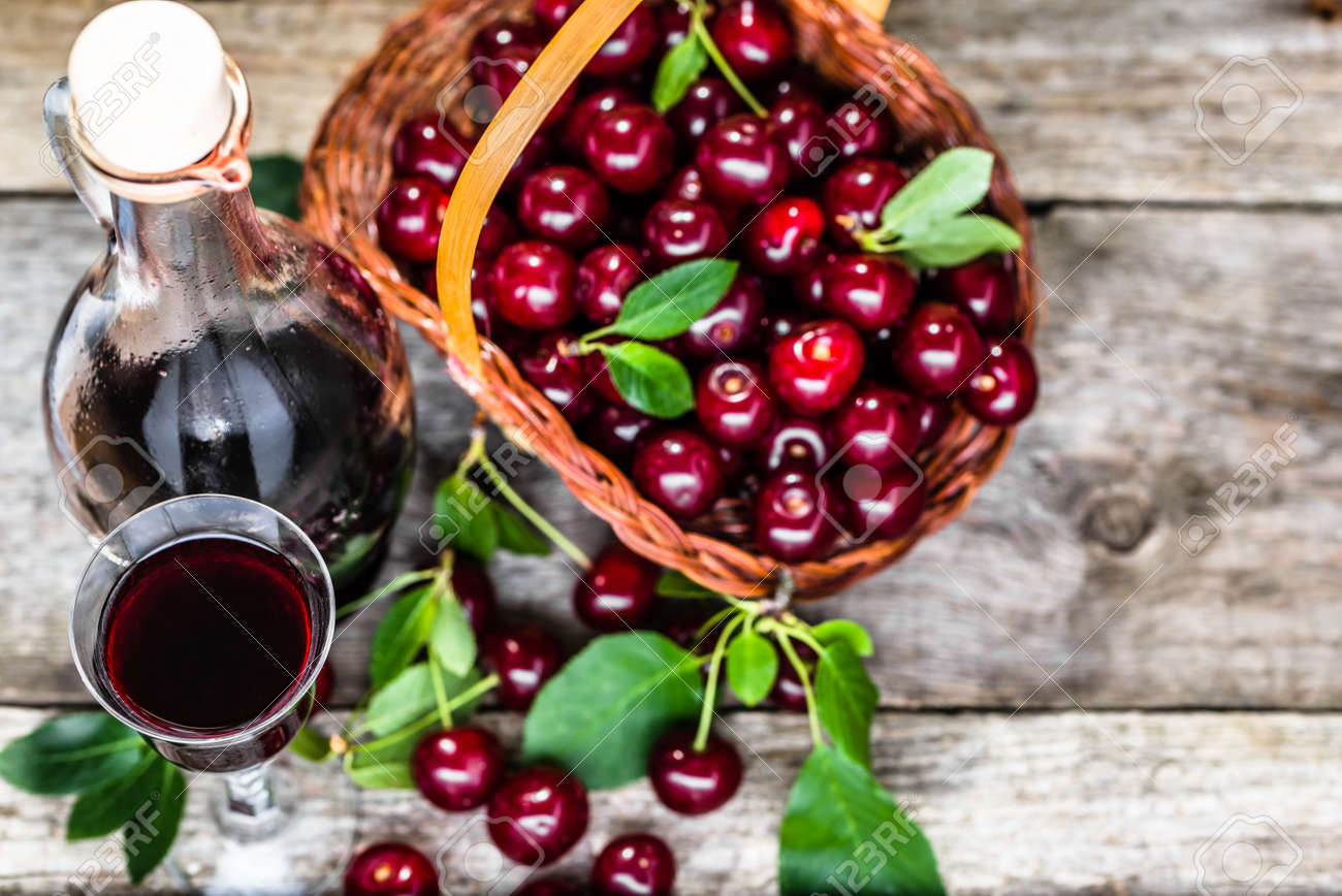 Image result for Cherry wine""