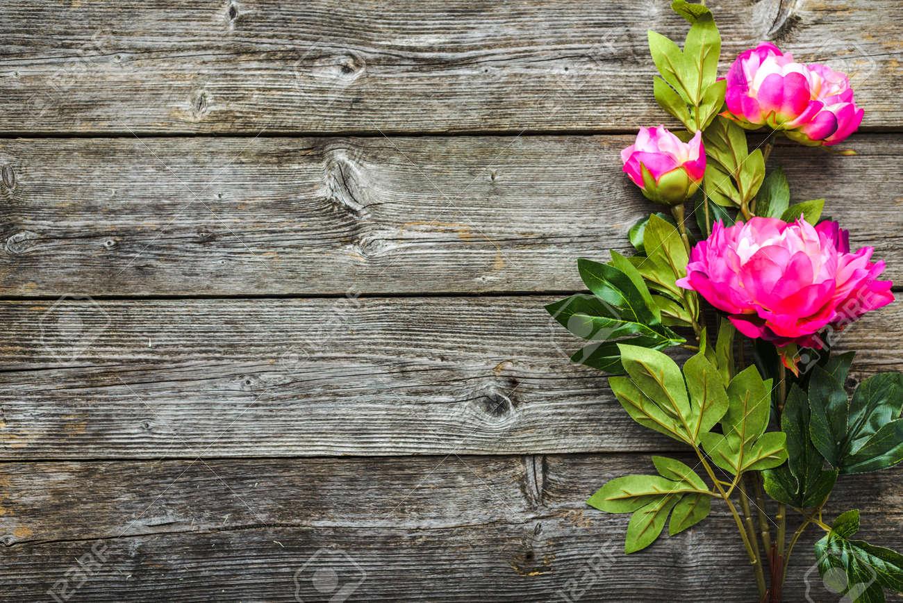 Buquê De Flores De Verão, Plano De Fundo Para O Dia Das Mães Ou ...