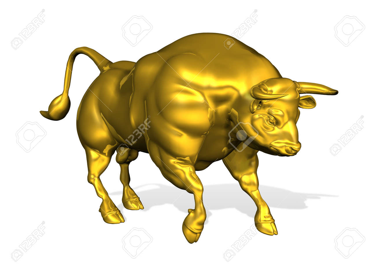 Image result for pictures of golden bulls