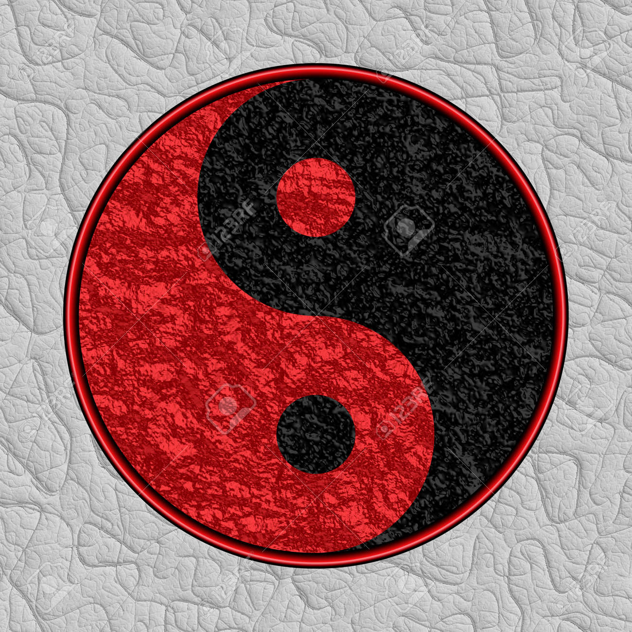 Yin Yang Stock Photo - 11711141