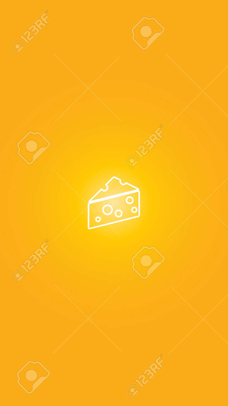 Highlights stories covers designs. Cheese highlight vector - 169438807
