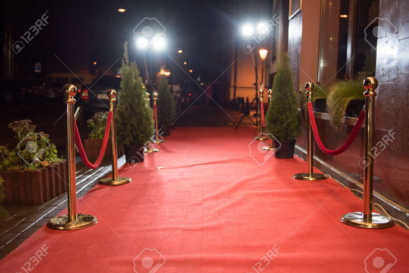 Red carpet entrance - 106500638