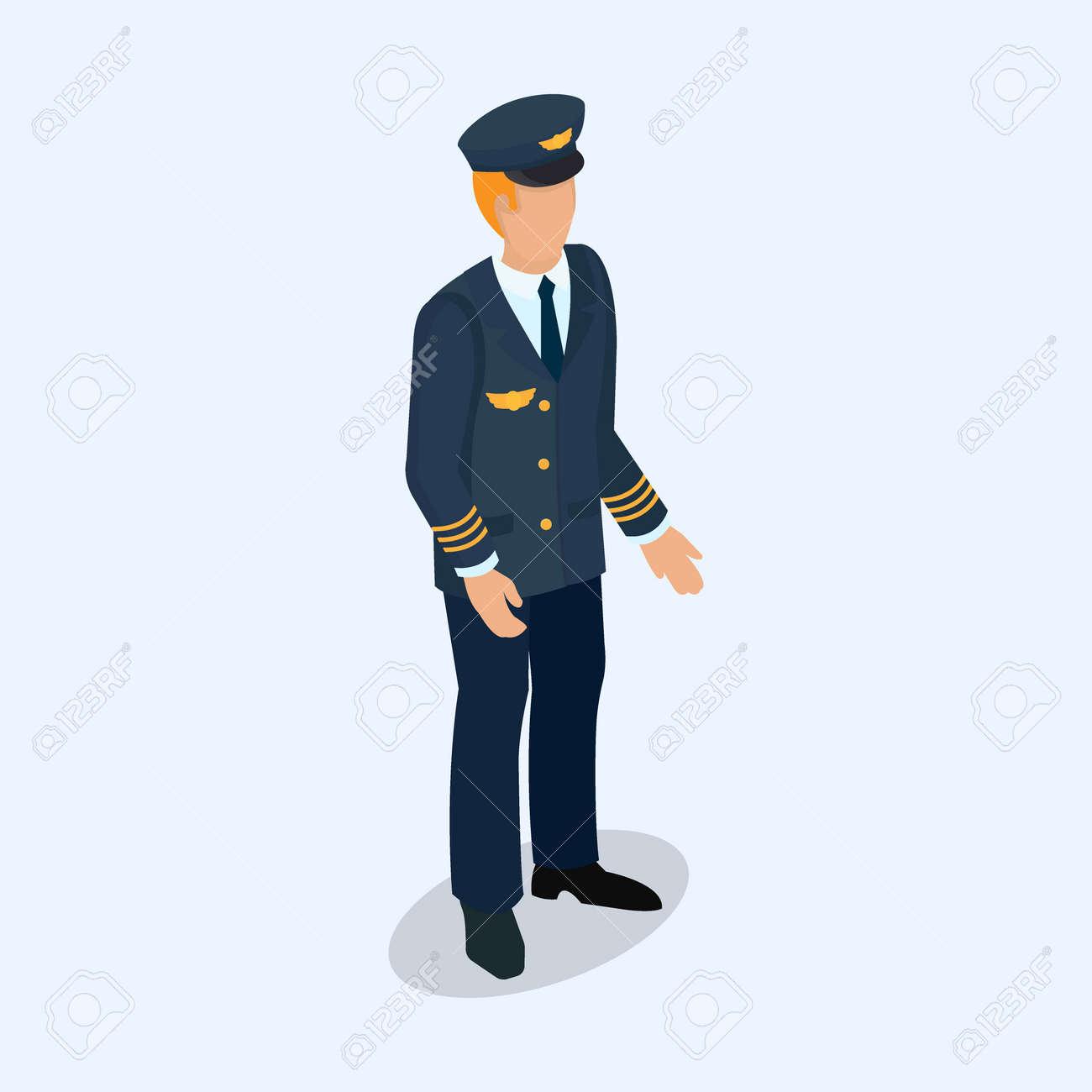 d3b1aed9c1 Aviador, Piloto, Figura, Aislado, En, Un, Luz, Plano De Fondo 3D ...