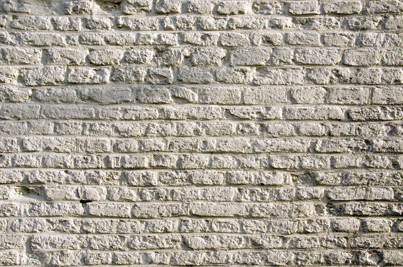 historical white bricks background and texture - 11888193