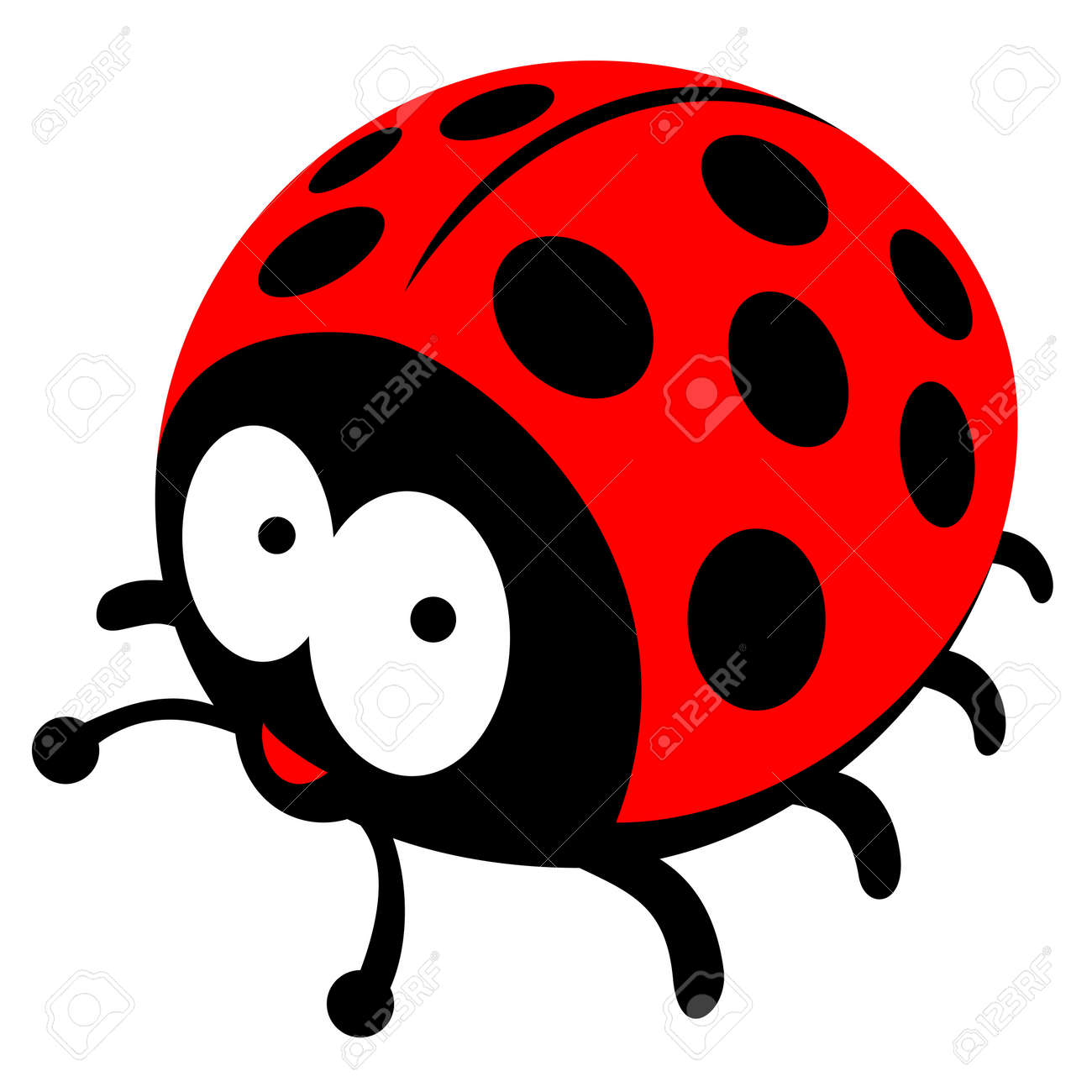 Ladybug Royalty Free Cliparts, Vectors, And Stock Illustration ...