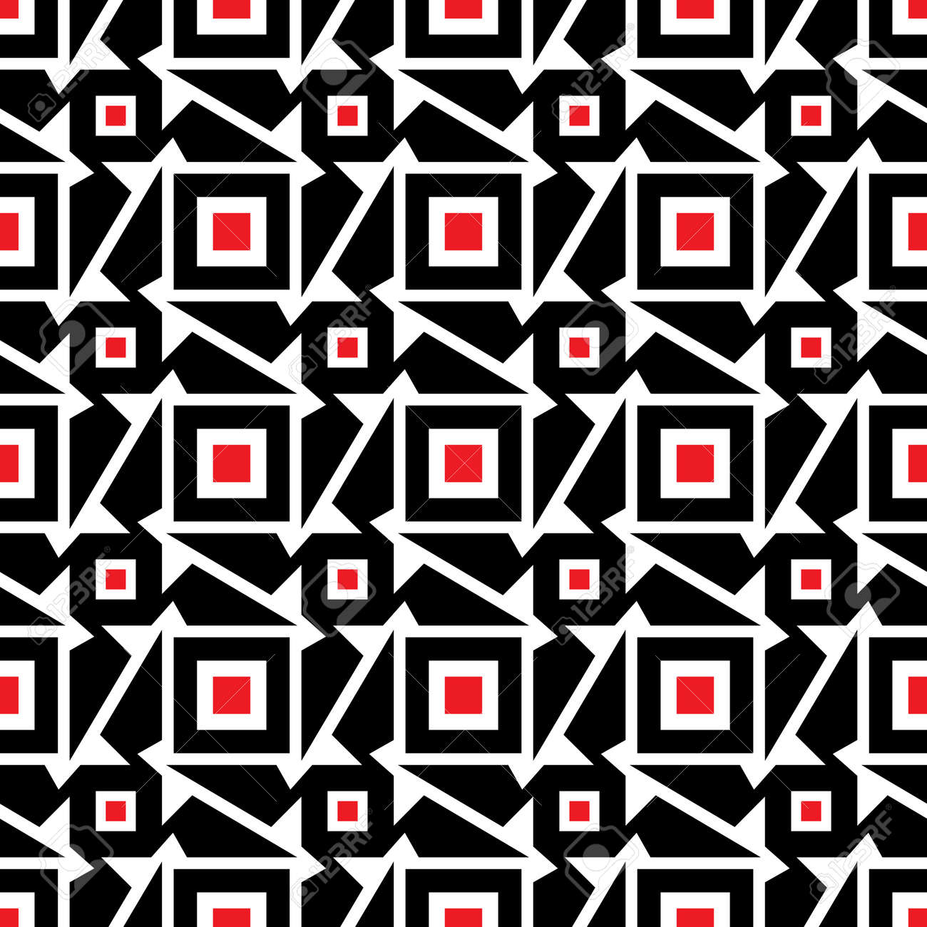 abstract seamless pattern Stock Vector - 19623476