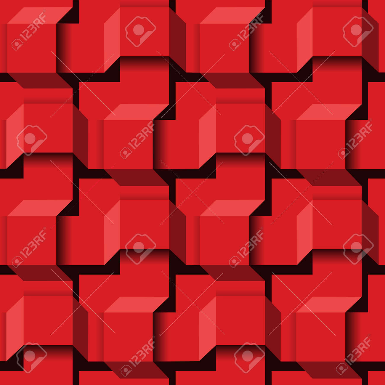 abstract seamless pattern Stock Vector - 23162155