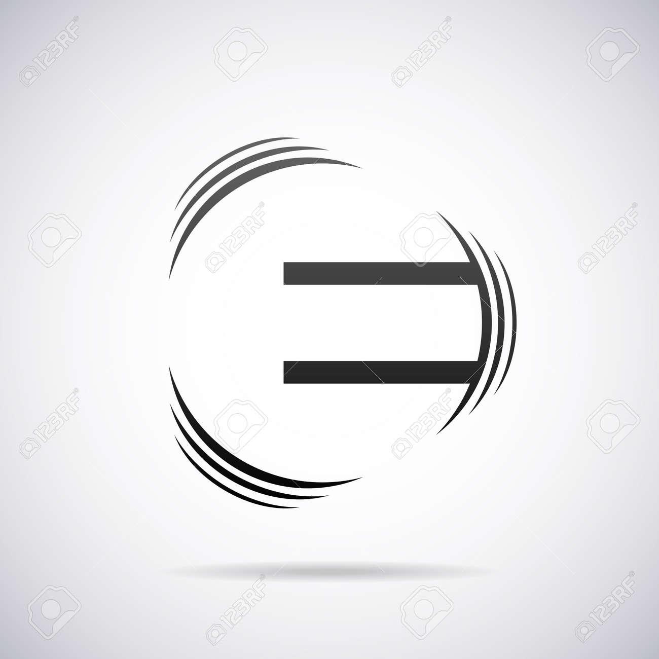 Logo for letter e design template vector illustration royalty free logo for letter e design template vector illustration stock vector 40315957 spiritdancerdesigns Images
