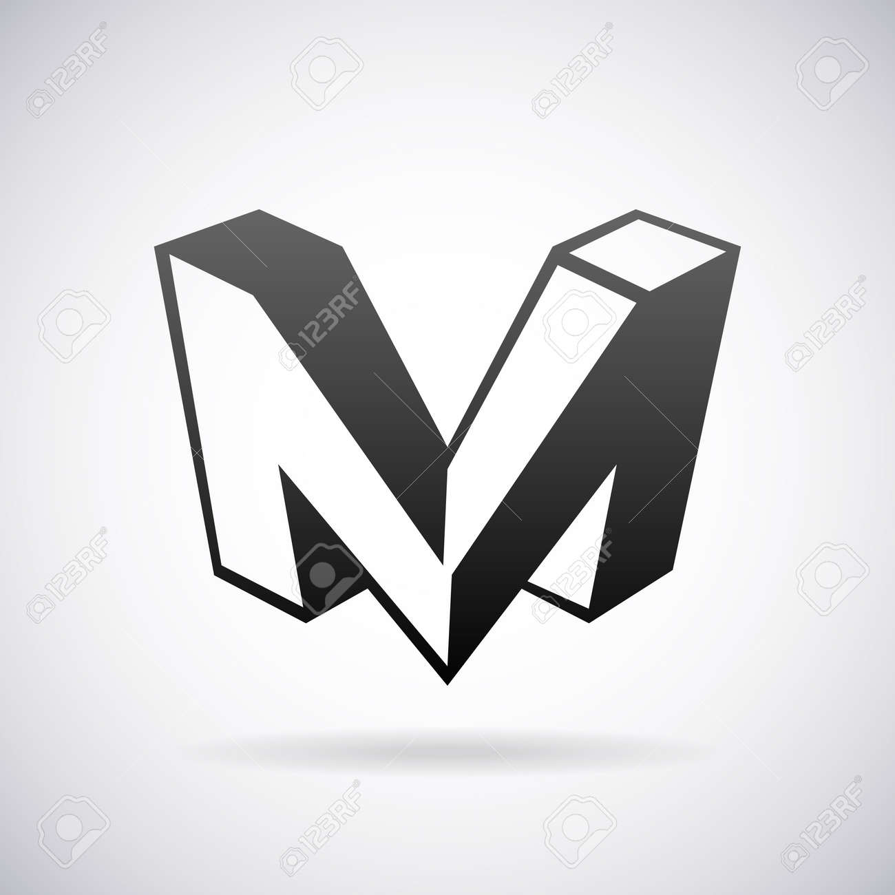 Logo for letter m design template vector illustration royalty free logo for letter m design template vector illustration stock vector 41721929 thecheapjerseys Image collections