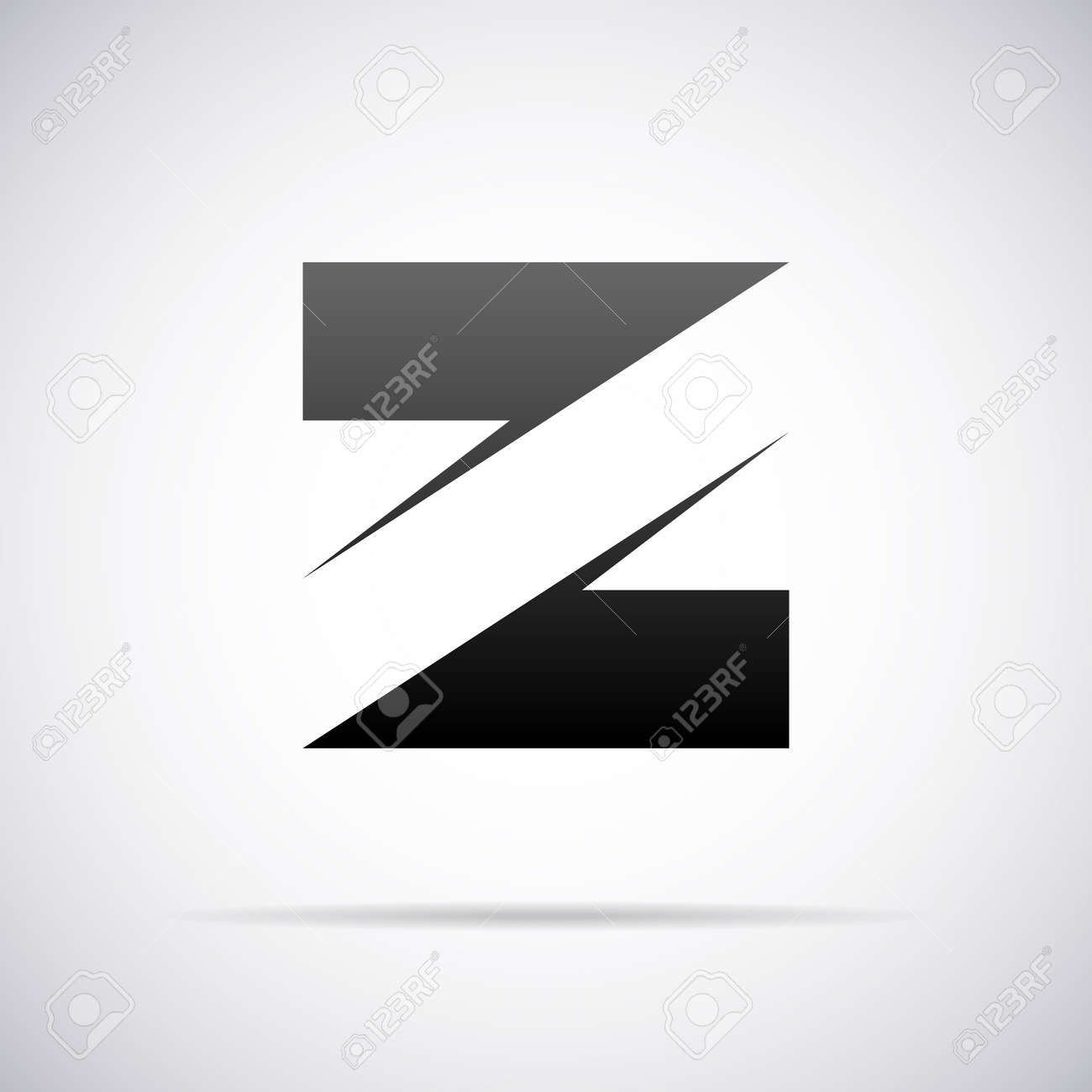Great Letter Z Design Template Vector Illustration Stock Vector   40680981