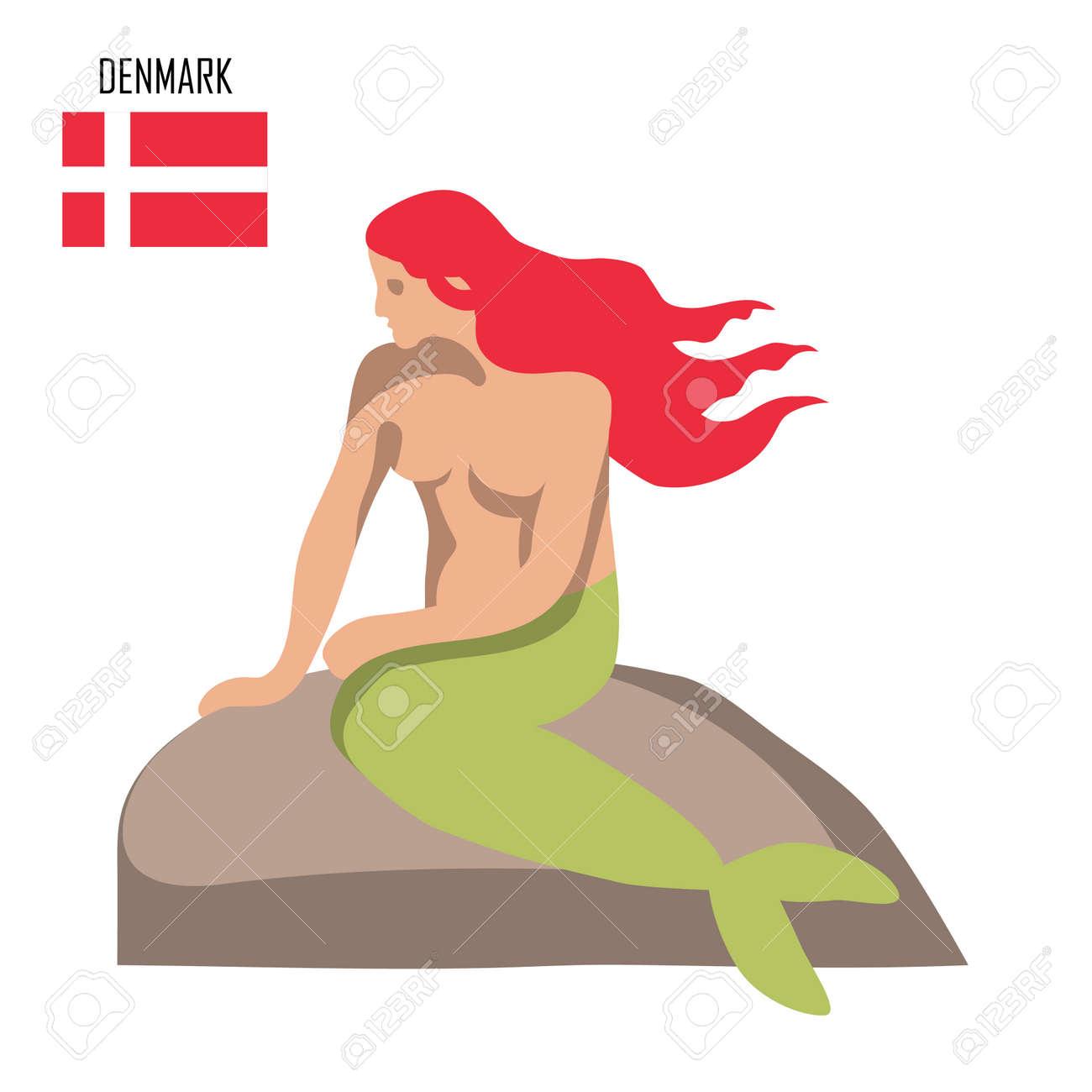 Little Mermaid, Copenhagen, Denmark | Stock Photo | 1300x1300
