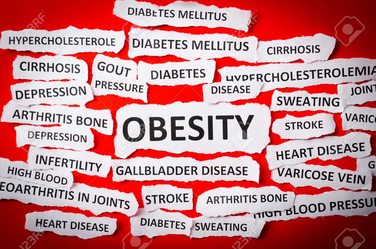 headlines obesity heart disease high blood pressure diabetes