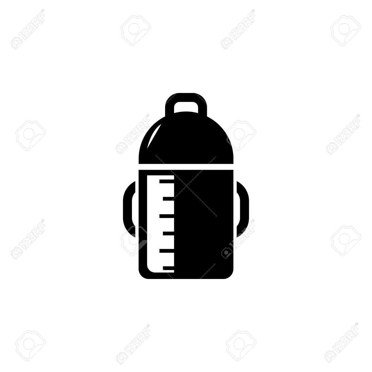 Baby Bottle Icon Baby Element Icon Premium Quality Graphic