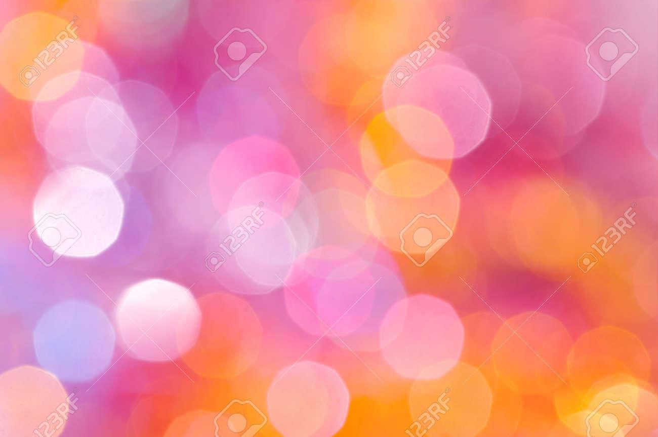lilac, purple background lights defocus Stock Photo - 7875829