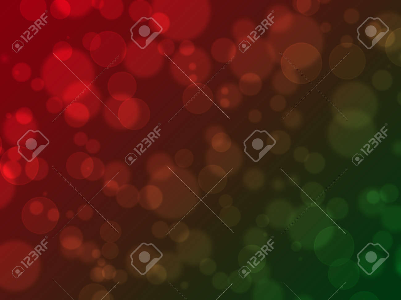 Abstract on a colorful background digital bokeh effect Stock Photo - 14919718