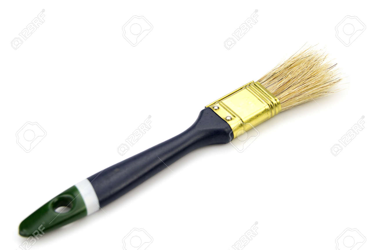 paintbrush in italiano