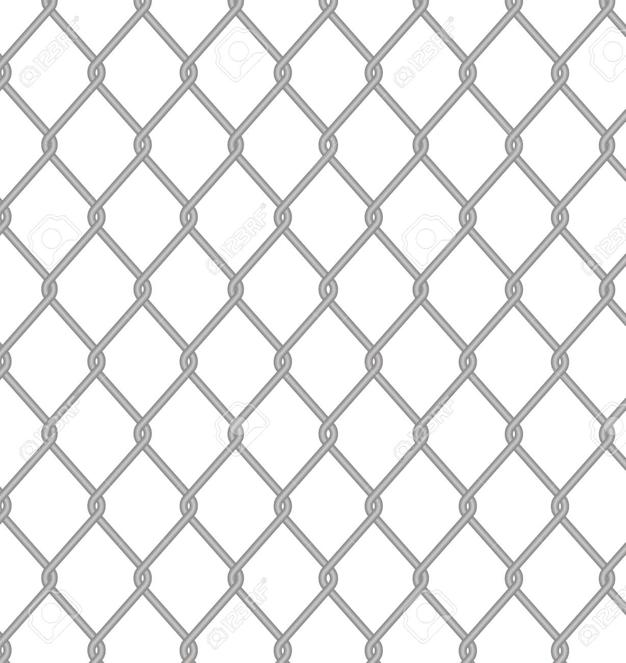 Prison Fence Graphic wire fence. royalty free cliparts, vectors, and stock illustration