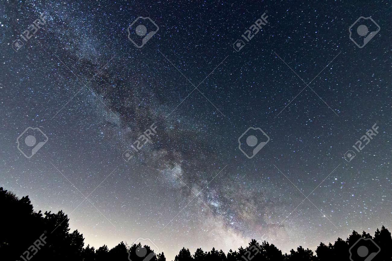 Milky Way galaxy - 40607331