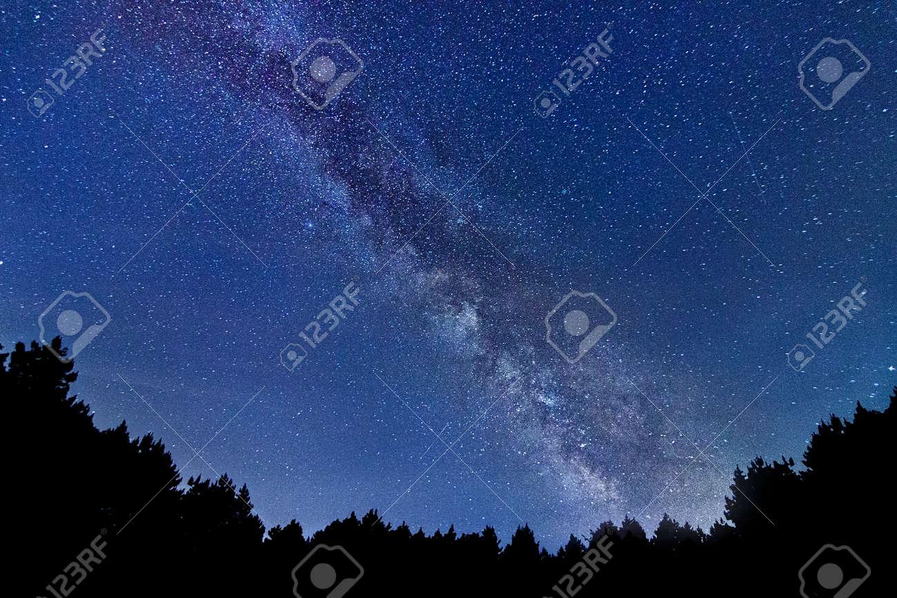 Milky Way galaxy - 40607333