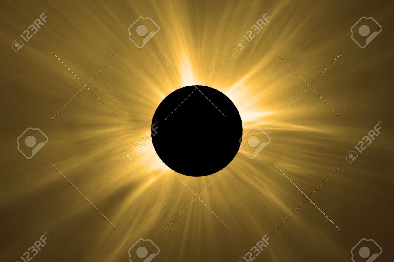 Total Solar Eclipse. - 82974836