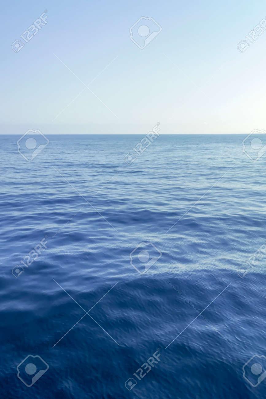 Blue Sea and Clear Sky, Caribbean Sea - 130033125