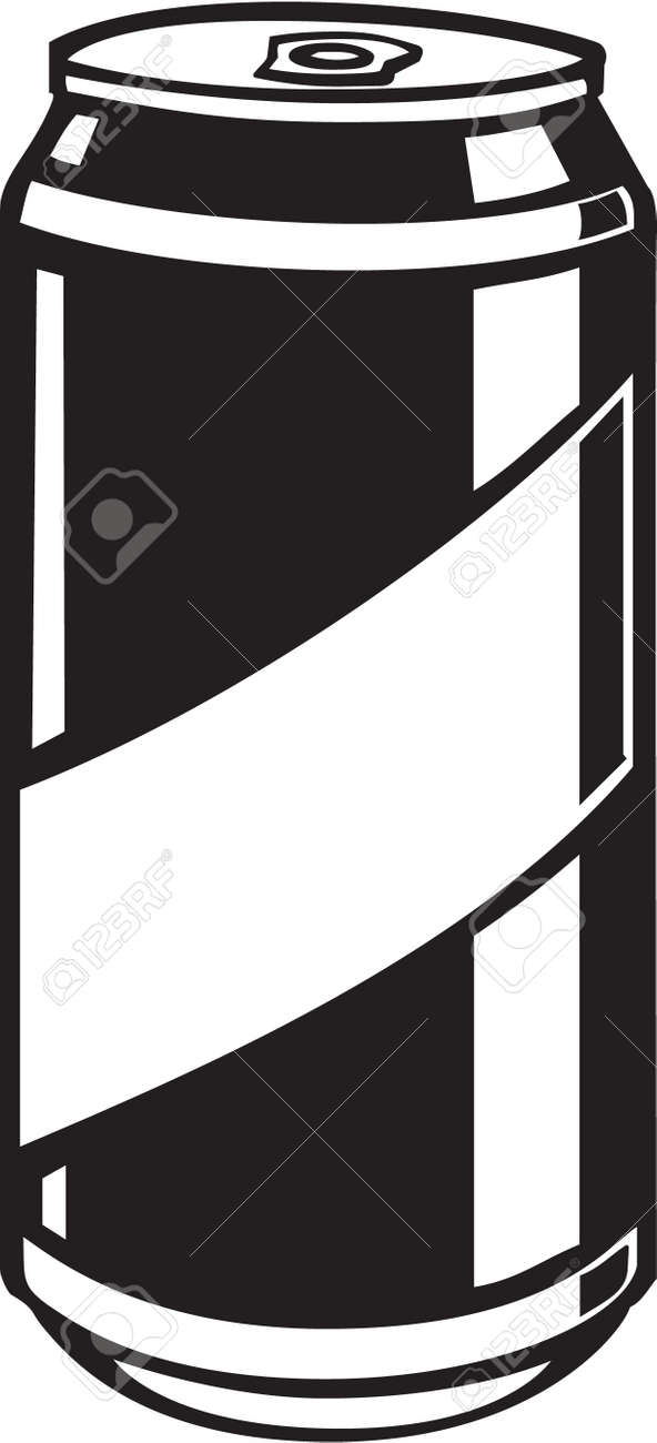 Drink Can Stock Vector - 13323465