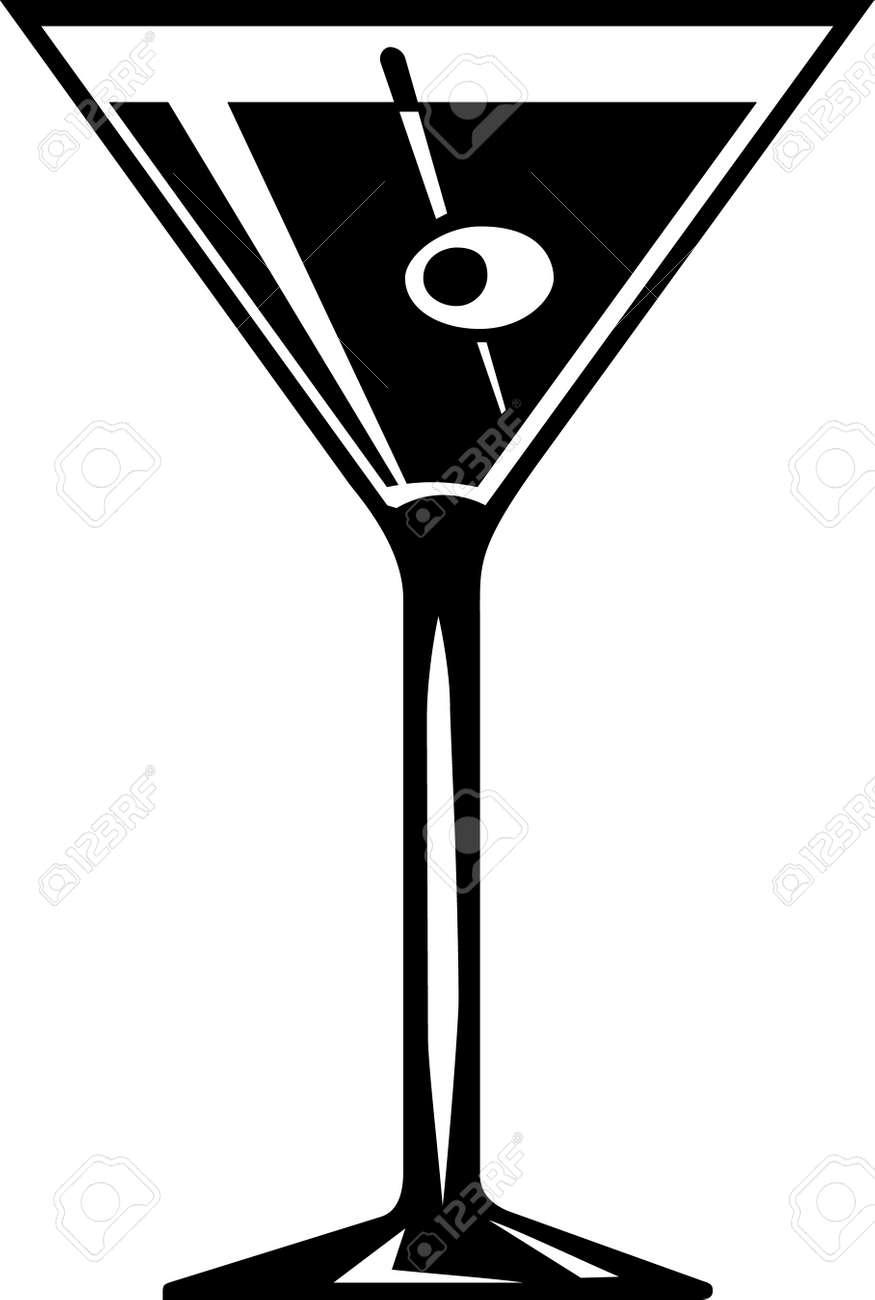 Martini Cocktail - 13323468