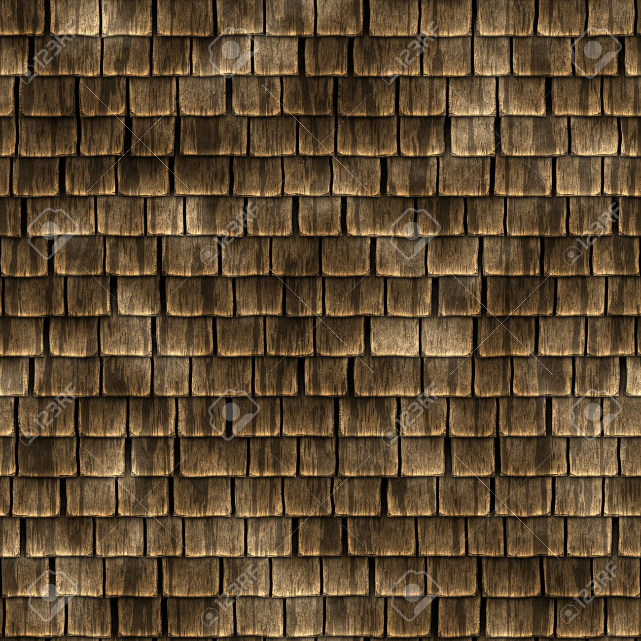 Kachel textur  Dach Textur Lizenzfreie Vektorgrafiken Kaufen: 123RF