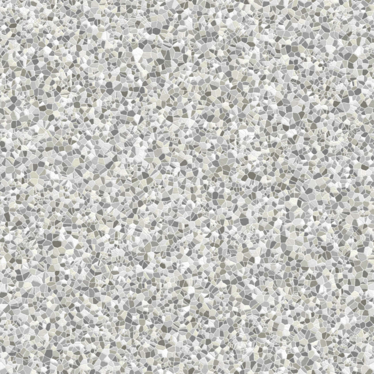 Terrazzo Floor Seamless Texture Tile Stock Photo, Picture And ...