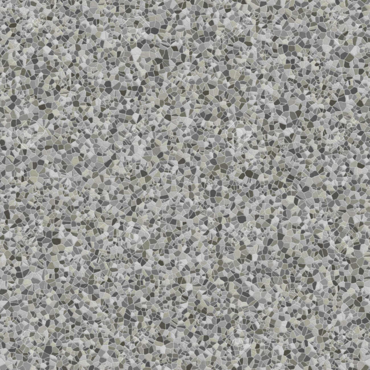 Terrazzo Floor Seamless Texture Tile