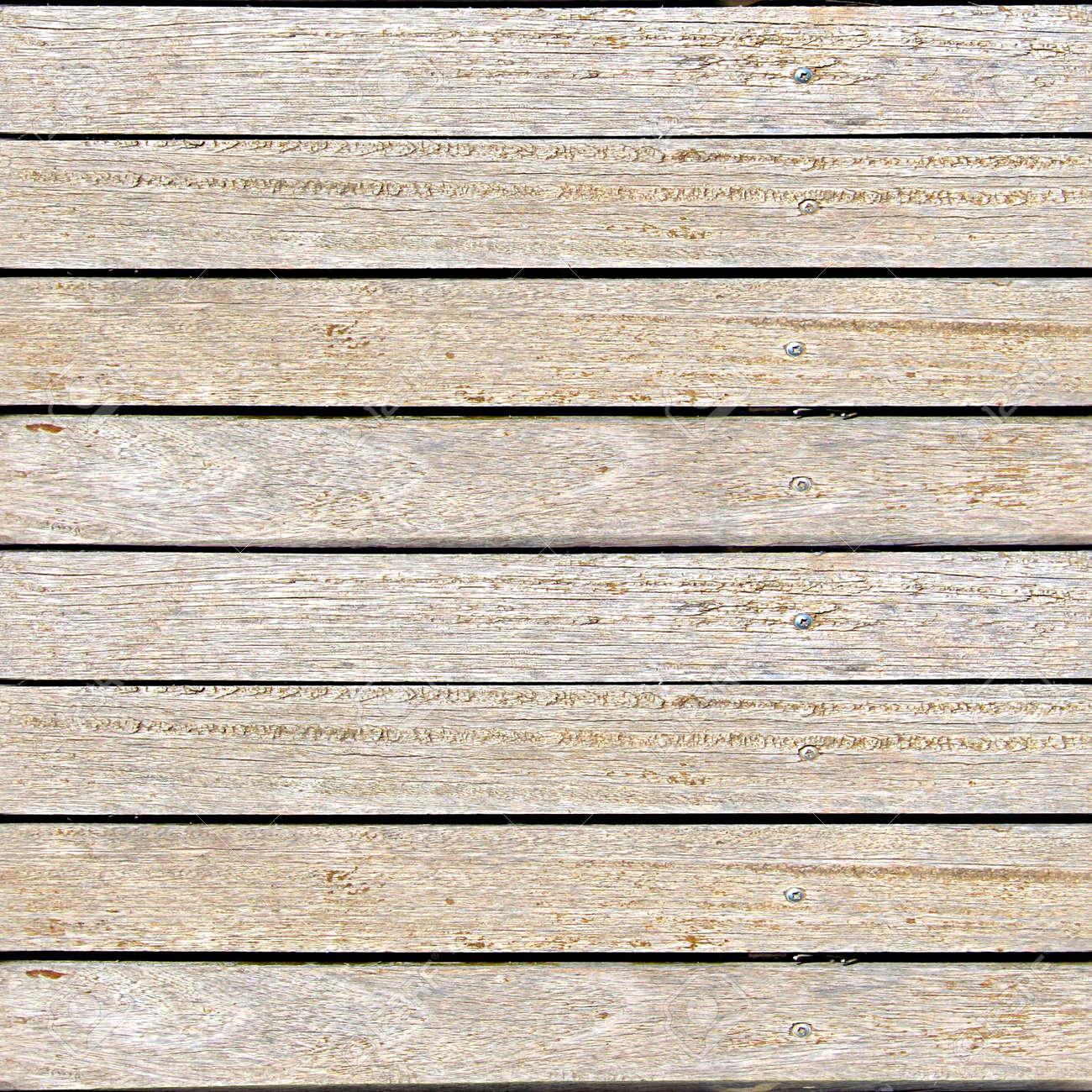 baldosa de madera de la cubierta de textura perfecta foto de archivo