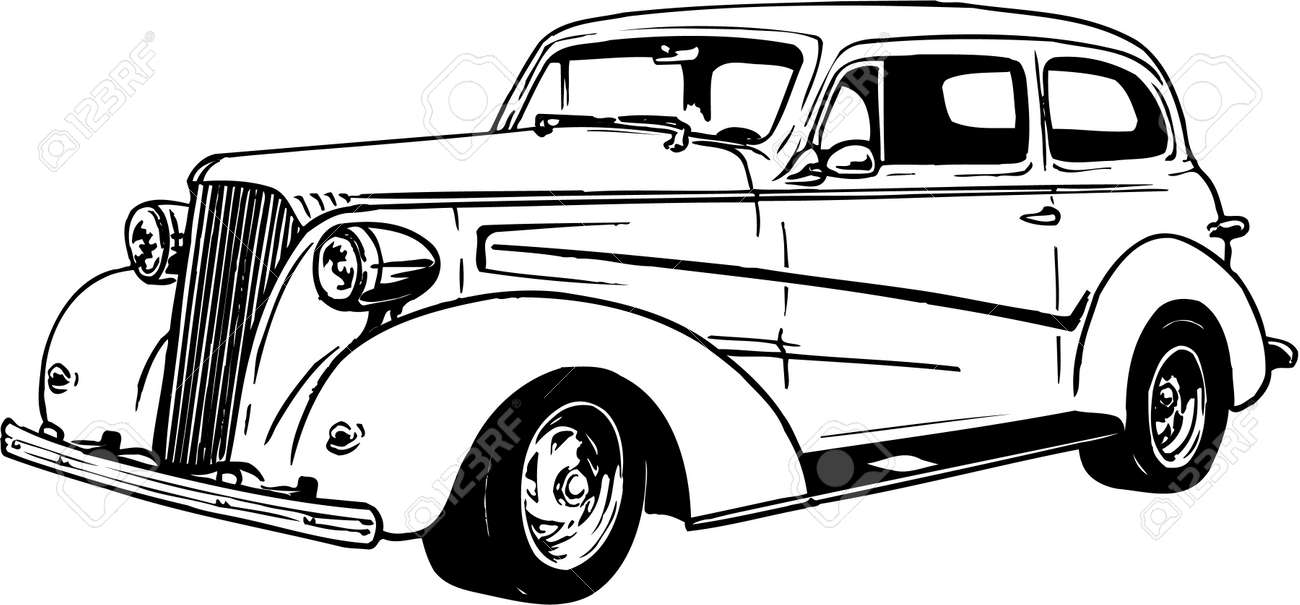 車イラストのイラスト素材ベクタ Image 87859970
