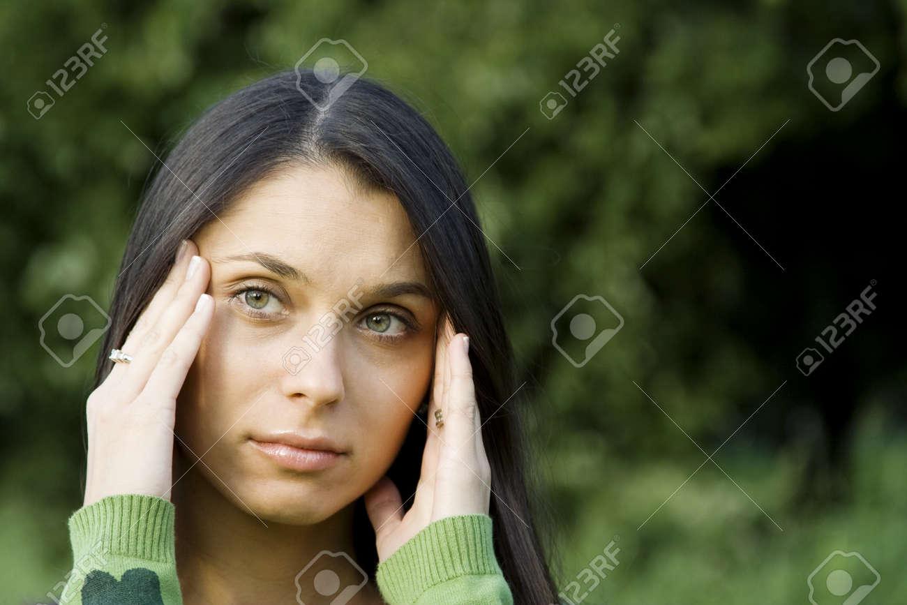 Headache Stock Photo - 7245740