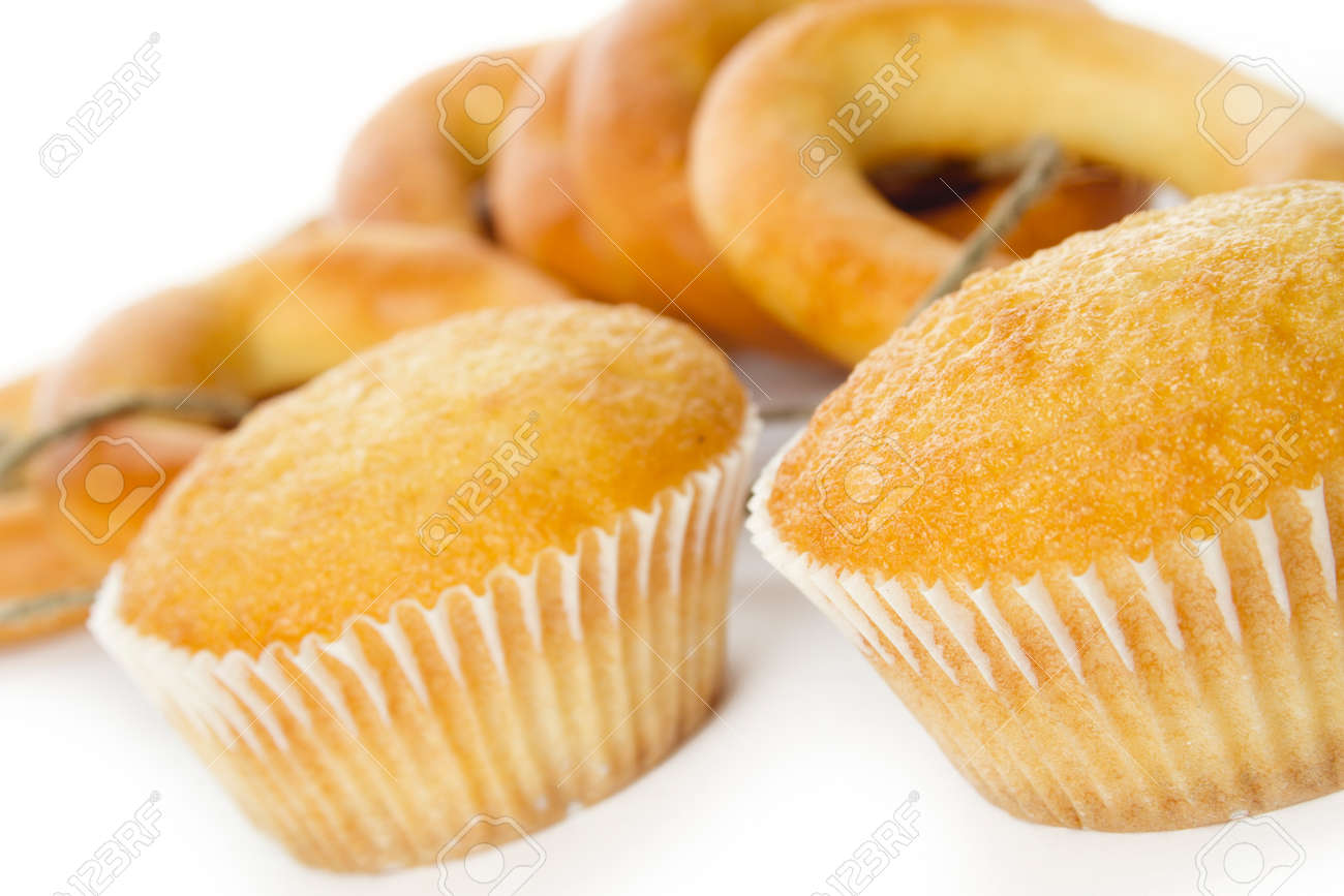 Bakery products Stock Photo - 9651234